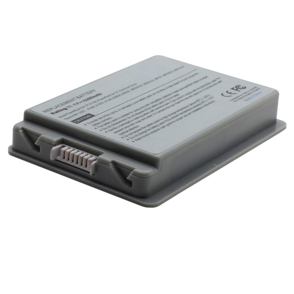 Replacement Apple PowerBook G4 15 inch A1106 Battery