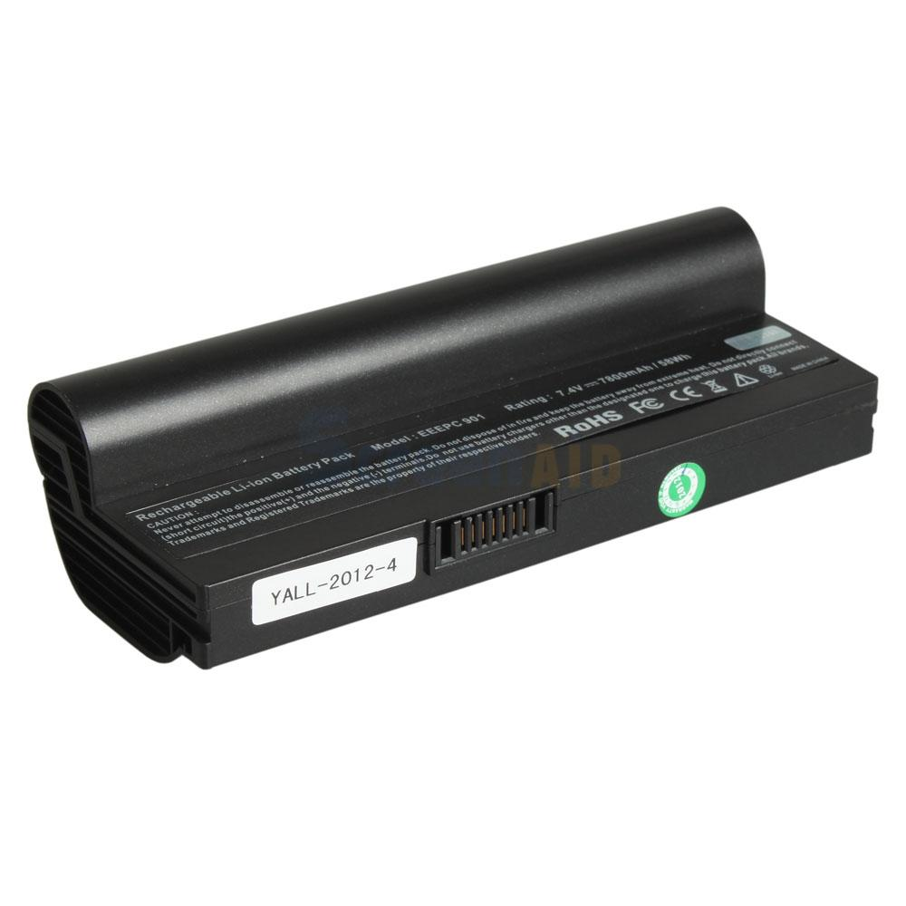 Replacement Asus Eee PC 901-BK002X Battery