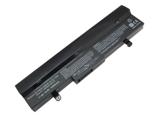 Replacement Asus Eee PC 1005HA-VU1X-BK Battery