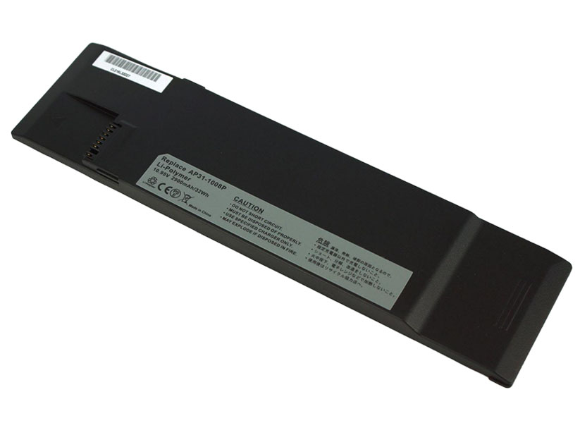 Replacement Asus Eee PC 1008P-KR-PU17-BR Battery
