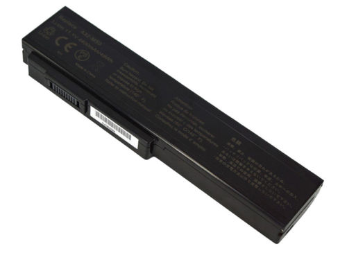 Replacement Asus M50Vm Battery