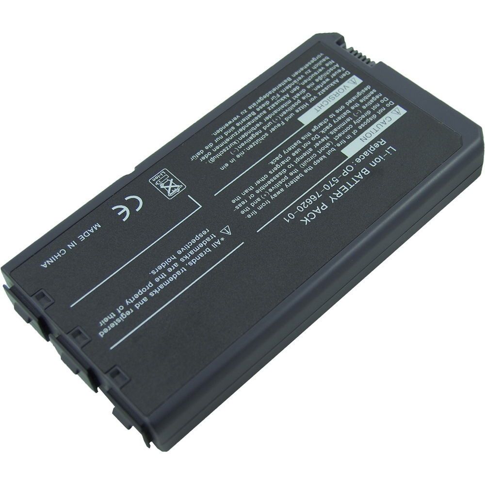 Replacement Dell H9566 Battery