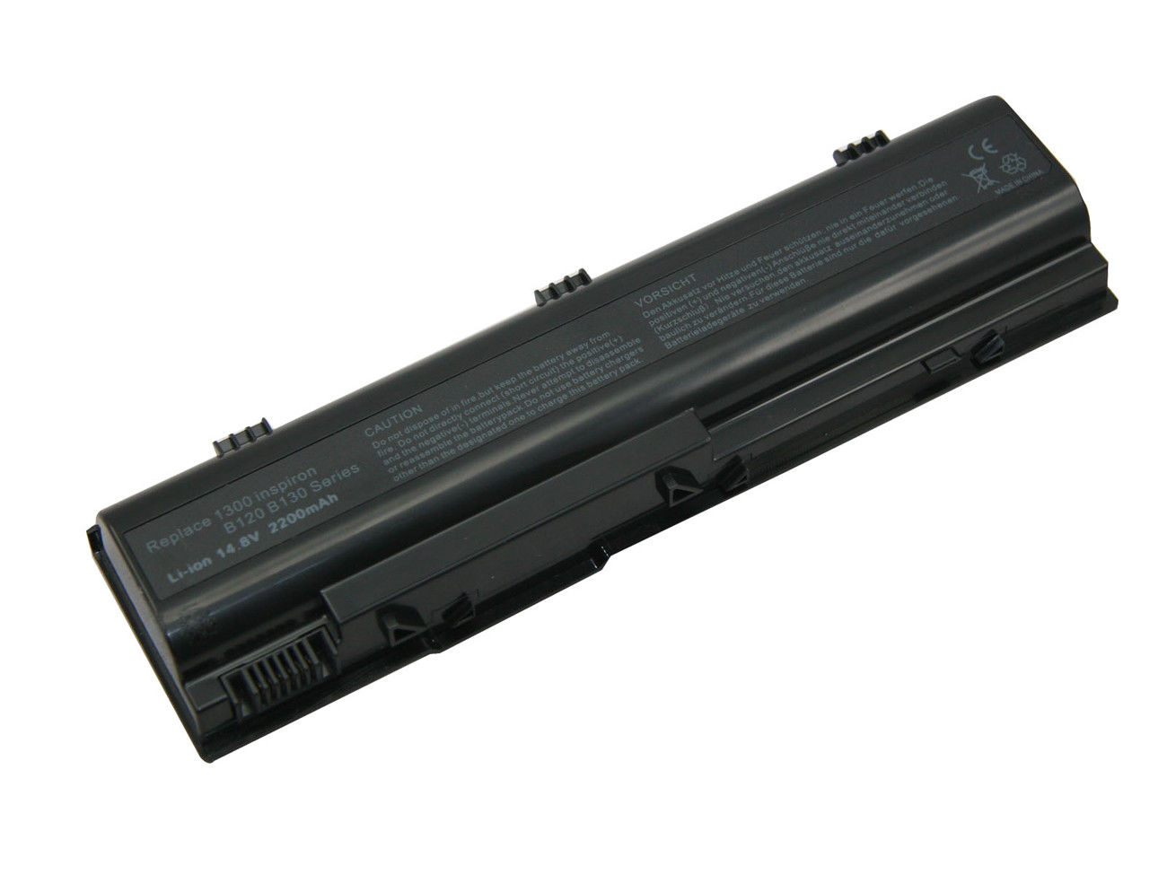 Replacement Dell 312-0366 Battery