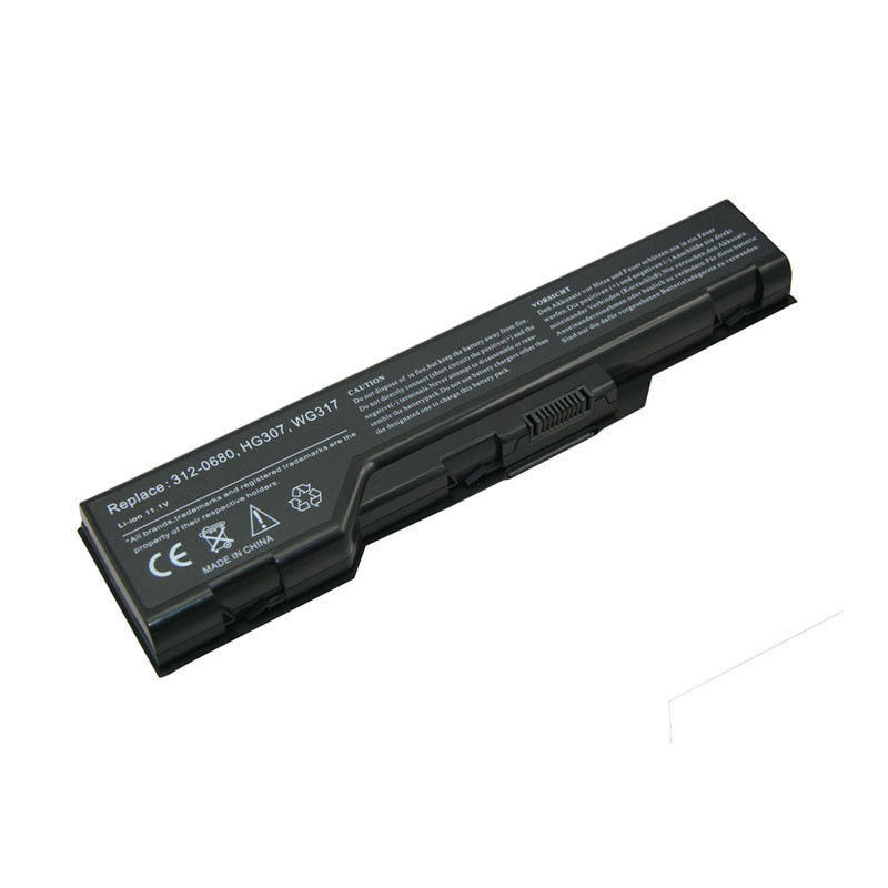 Replacement Dell XG496 Battery