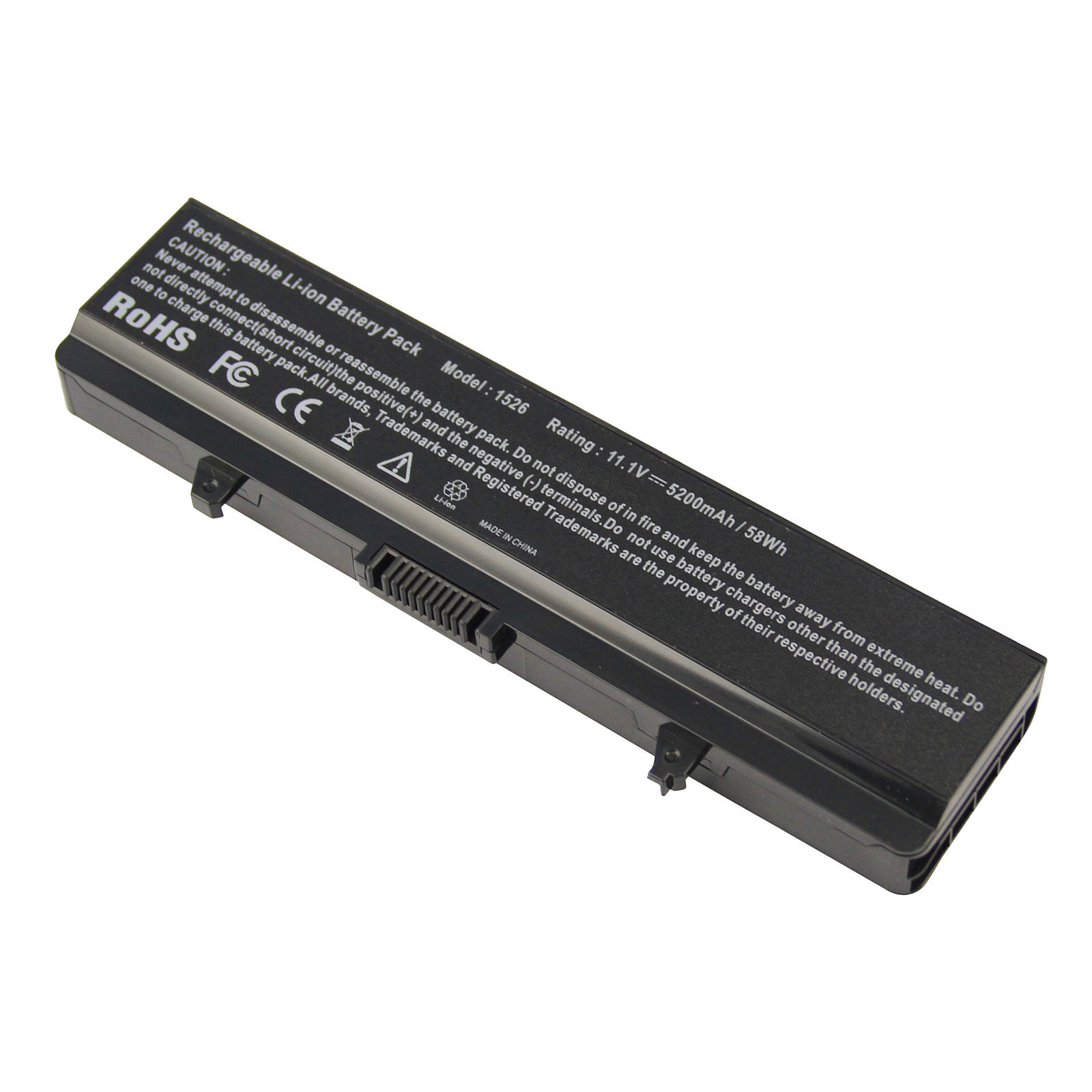Replacement Dell Inspiron 1526 Battery
