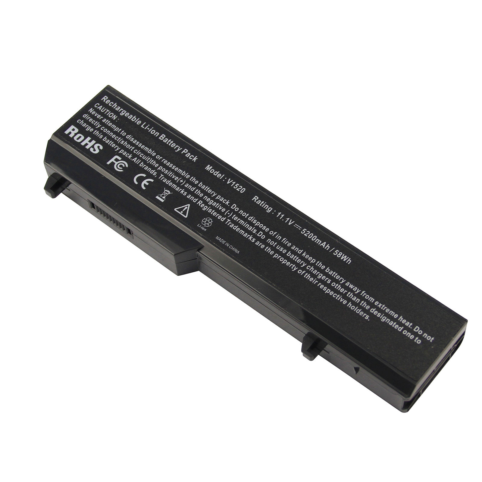 Replacement Dell 451-10655 Battery
