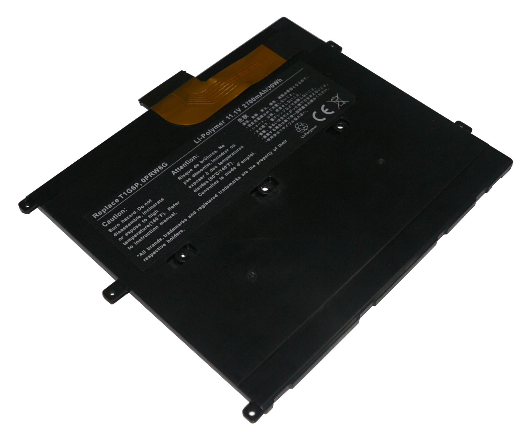 Replacement Dell PRW6G Battery