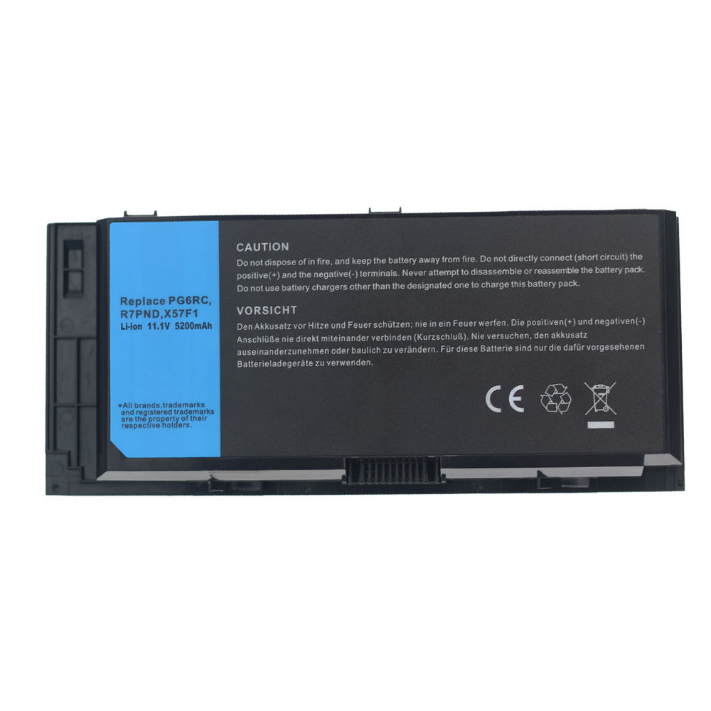 Replacement Dell 9GP08 Battery