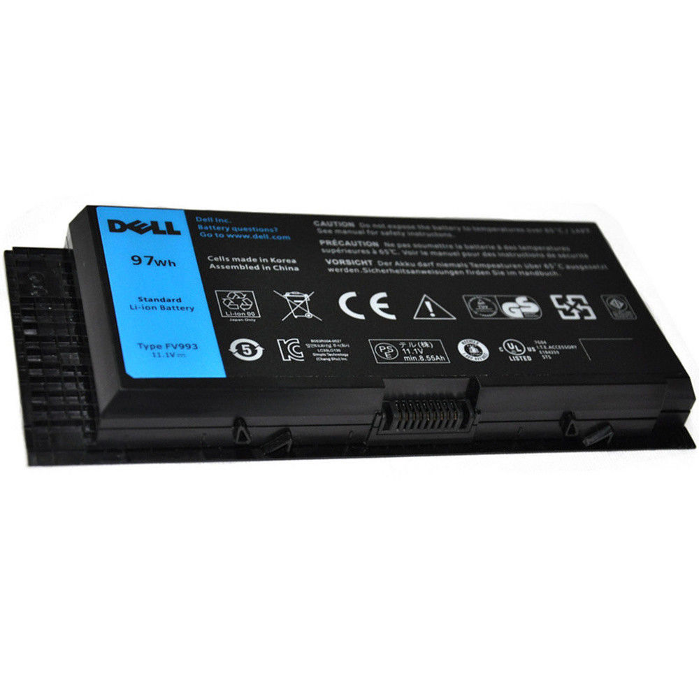 Replacement Dell 451-11743 Battery