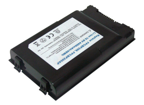 Replacement Fujitsu LifeBook T5010A Battery