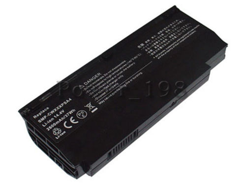 Replacement Fujitsu LifeBook M1010 Battery