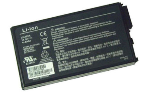 Replacement Gateway MX7527 Battery