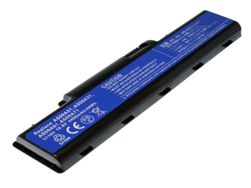 Replacement Gateway NV5453U Battery