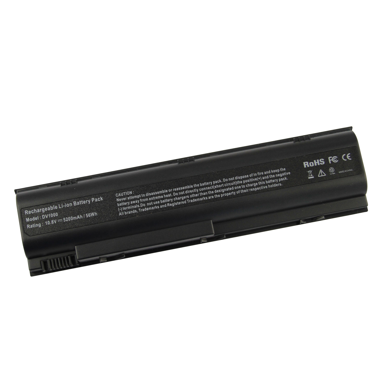 Replacement Hp 367769-001 Battery