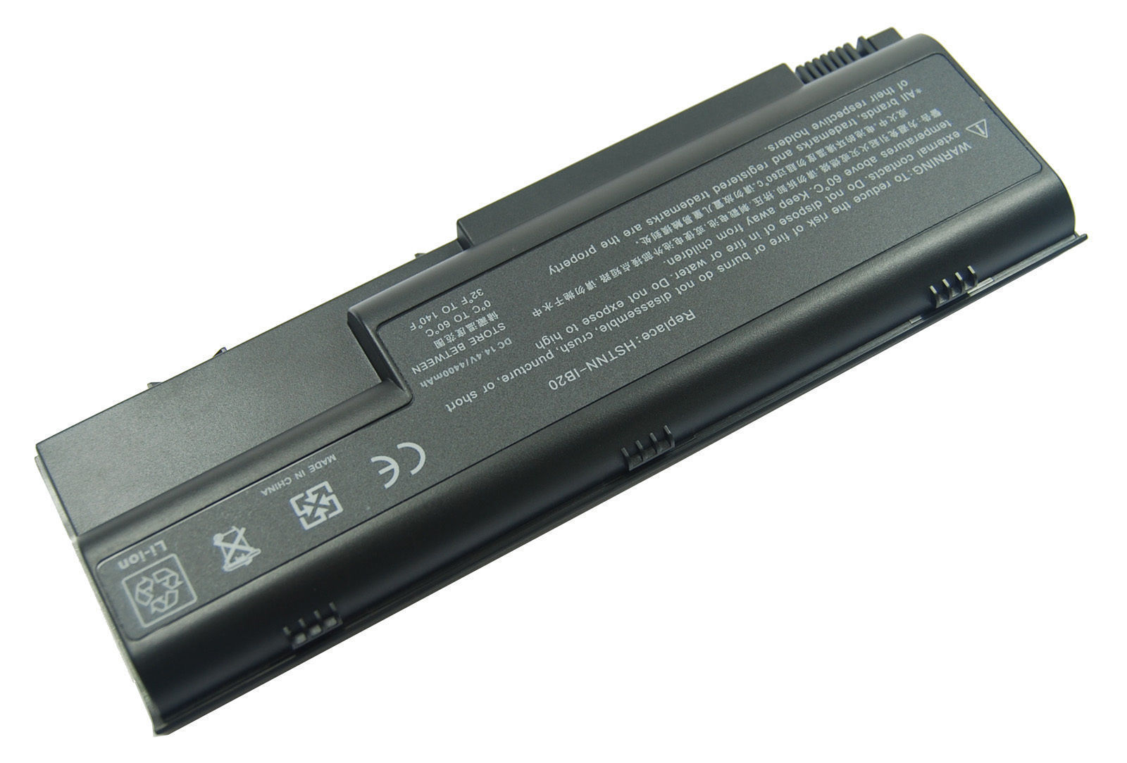Replacement Hp 395789-001 Battery