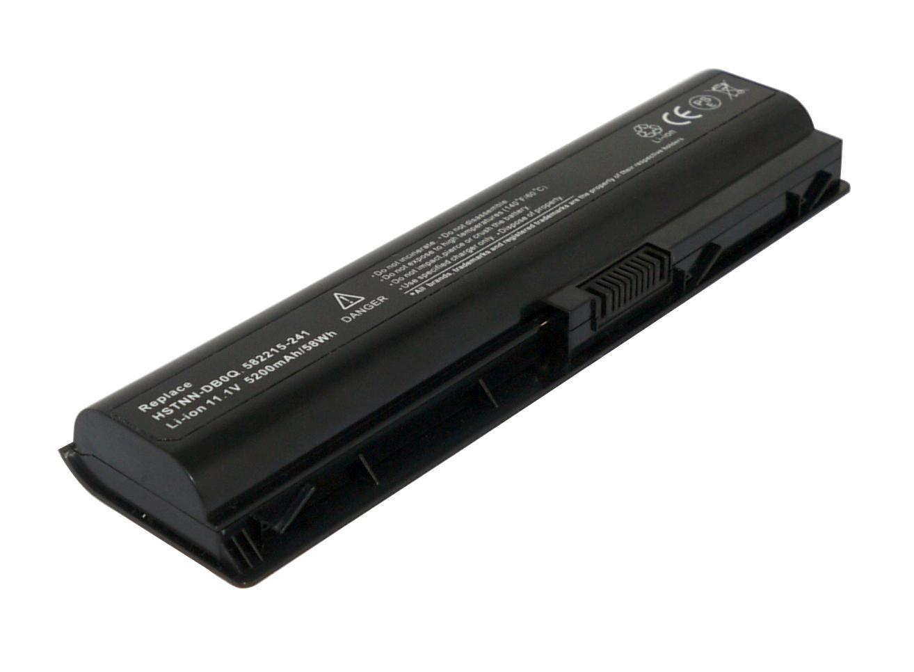 Replacement Hp HSTNN-DB0Q Battery