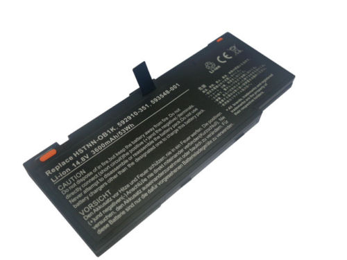 Replacement Hp Envy 14-2070nr Battery