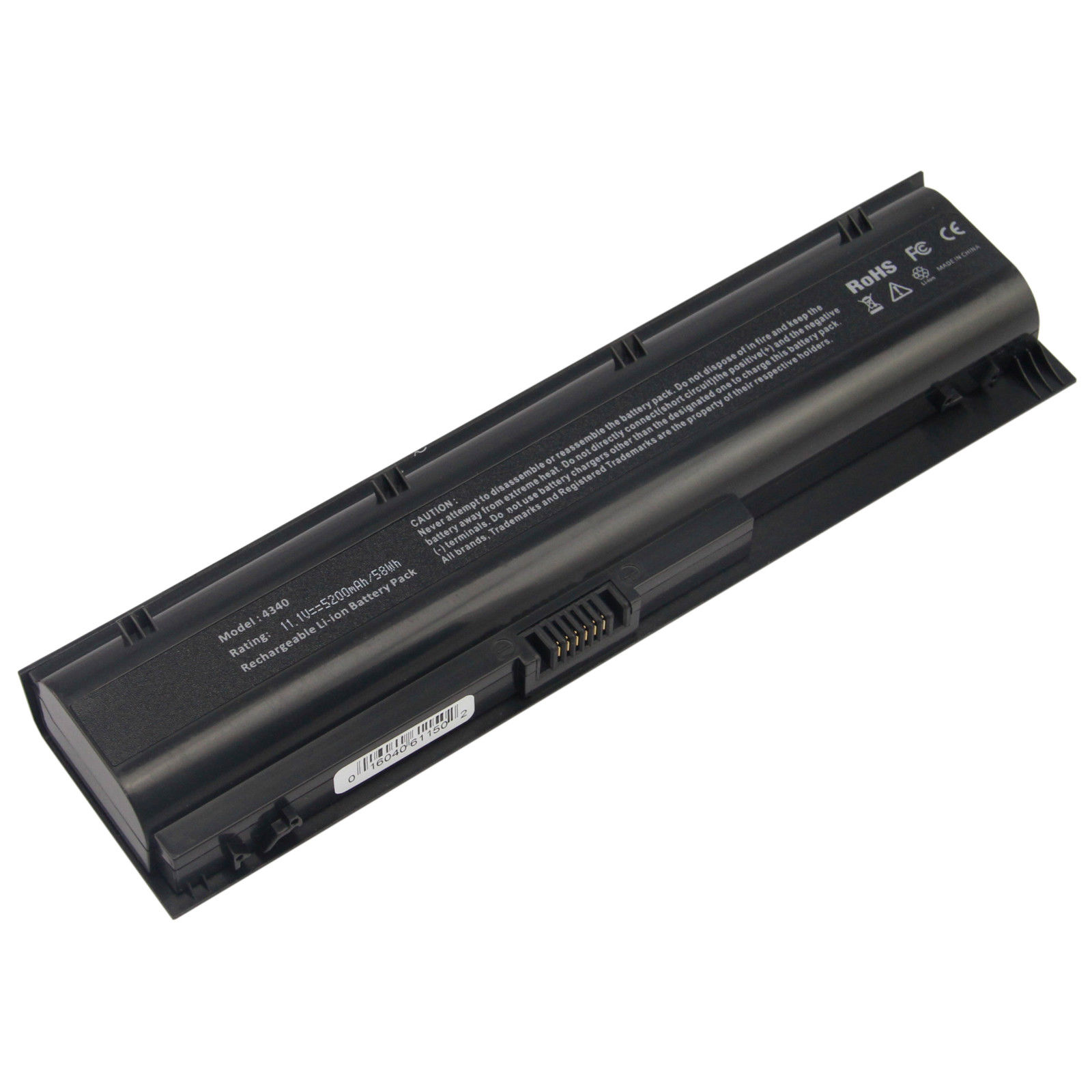 Replacement Hp HSTNN-YB3k Battery