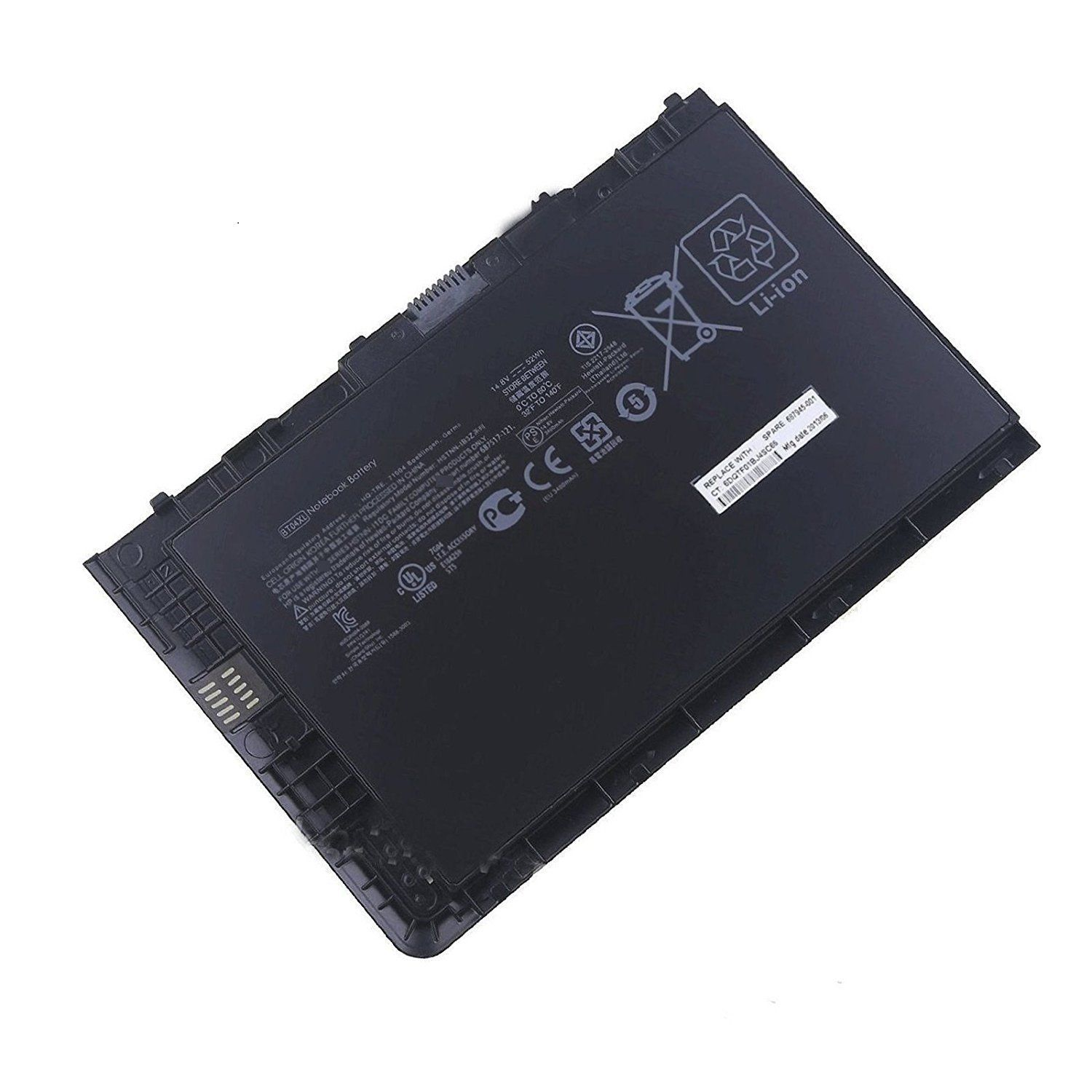 Replacement Hp BT04 Battery