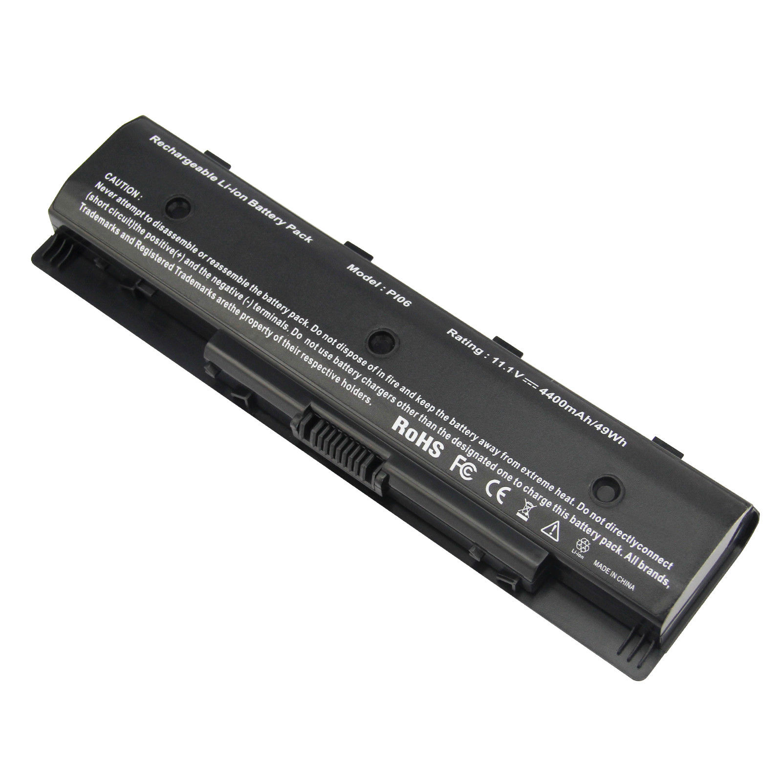 Replacement Hp Envy 17-j00 Battery