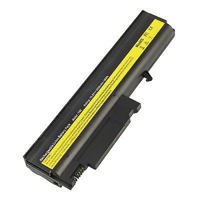 Replacement Ibm ThinkPad T43-1876 Battery