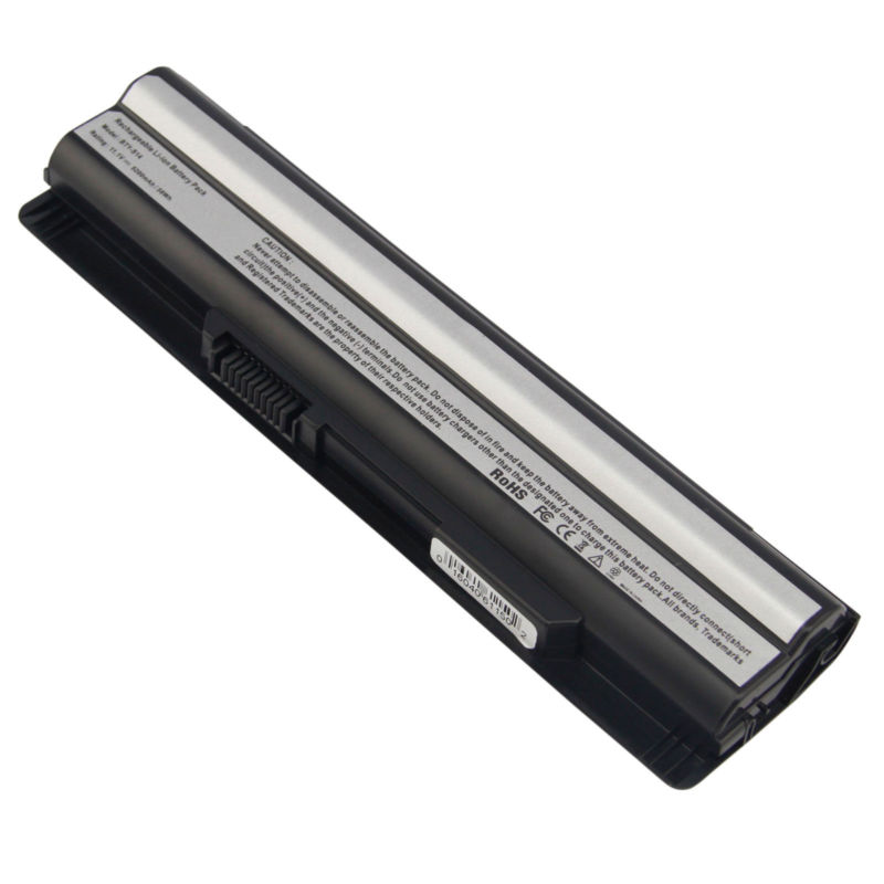 Replacement Msi GE620DX Battery