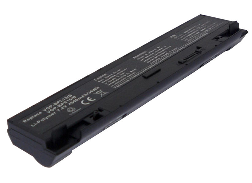 Replacement Sony VAIO VGN-P799L Battery