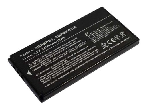 Replacement Sony SGPT211TW Battery