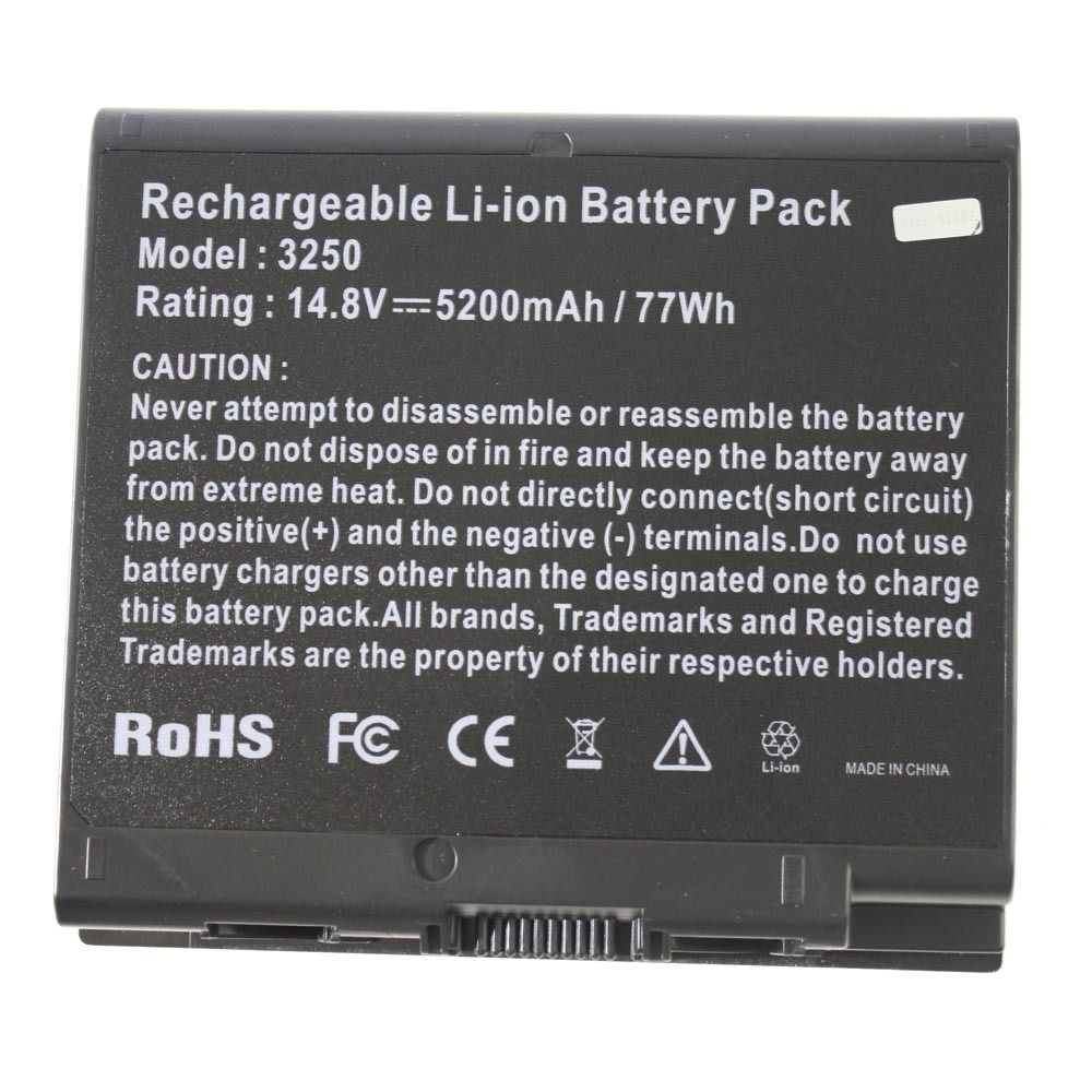 Replacement Toshiba Satellite 2430-402D Battery