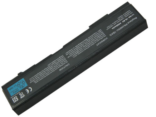 Replacement Toshiba Satellite A135-S2306 Battery