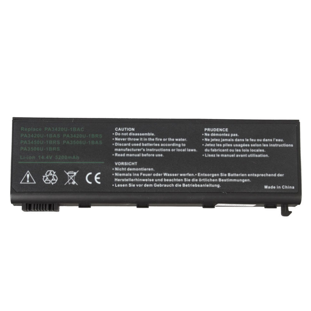 Replacement Toshiba PABAS059 Battery
