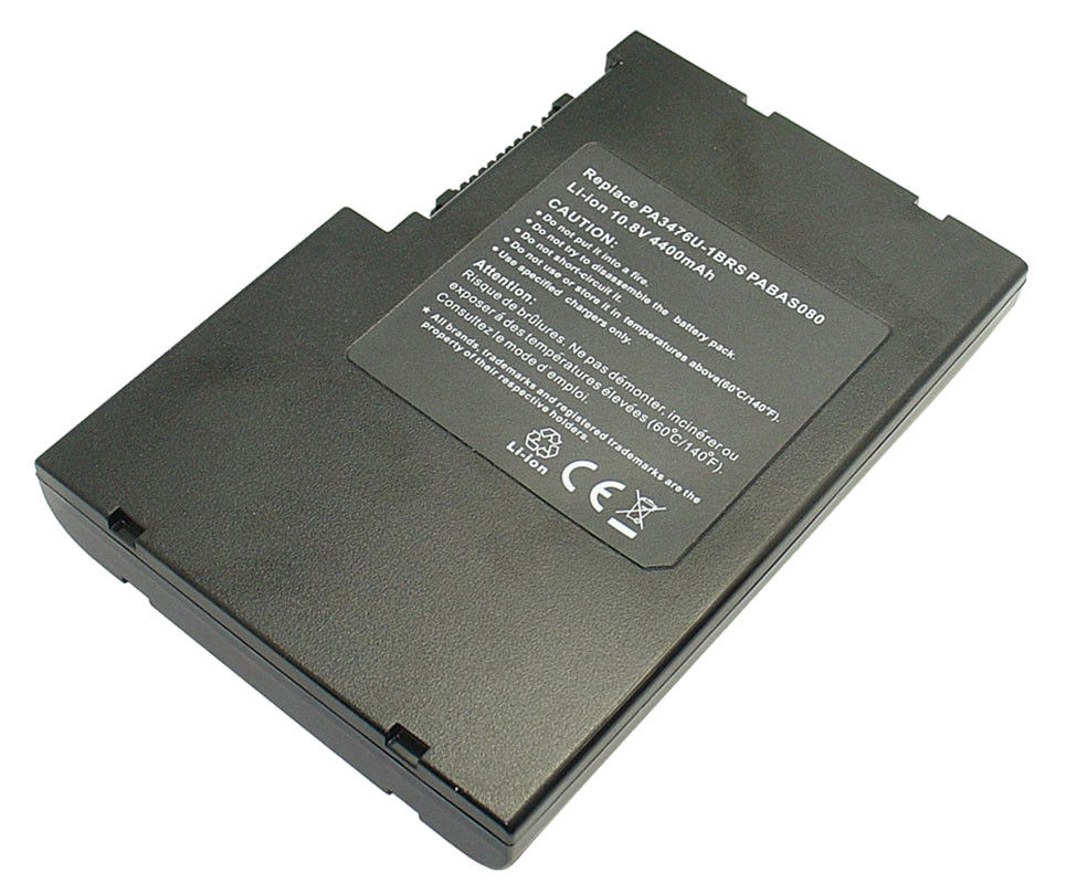 Replacement Toshiba PA3476U-1BAS Battery