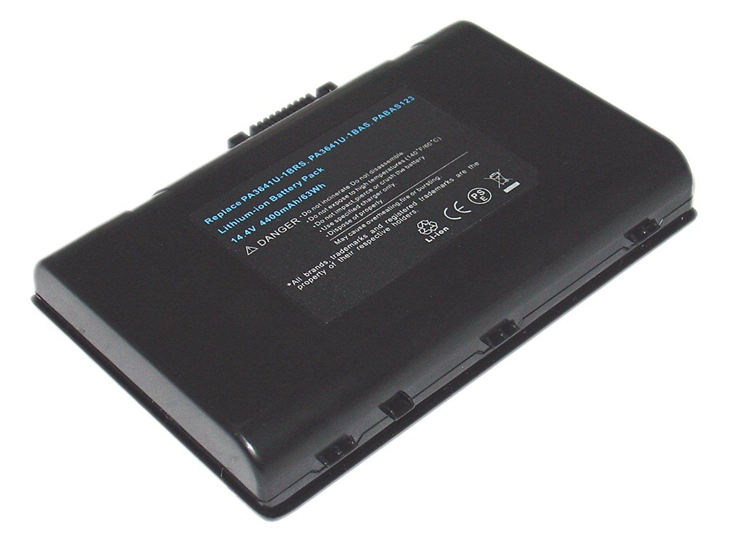 Replacement Toshiba Qosmio X300-166 Battery