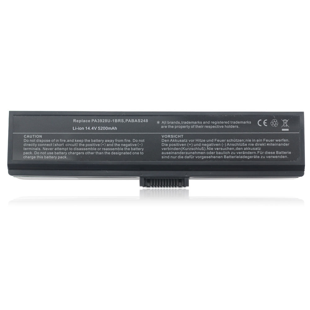 Replacement Toshiba PABAS248 Battery
