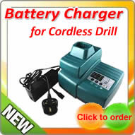 cordless drill charger